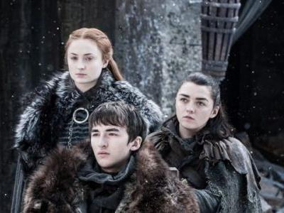 Game of Thrones Prequel Set Photos Reveal Unknown House Sigil