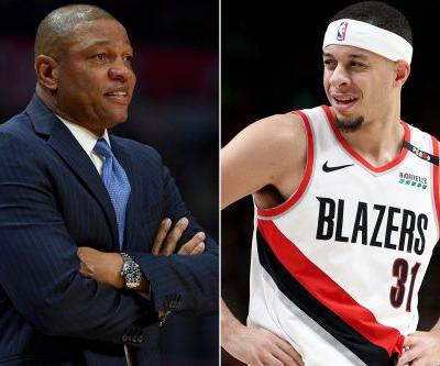 Doc Rivers gripes about paying for daughter's wedding to Seth Curry