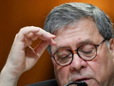 AG Bill Barr Reportedly 'Surprised and Angry' Trump Mentioned Him in Ukraine Call