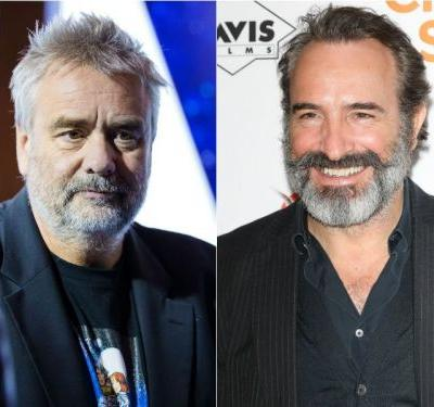 Luc Besson to Direct Jean Dujardin in The French Detective from James Patterson