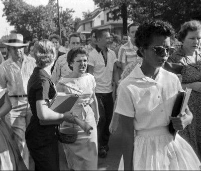 Little Rock, 60 years ago today