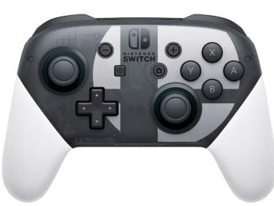 Super Smash Bros. Ultimate Is Getting Its Own Switch Pro Controller