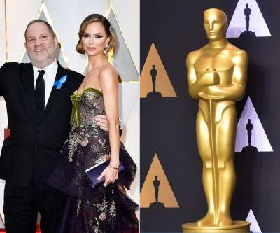 Harvey Weinstein may face ouster from the Academy