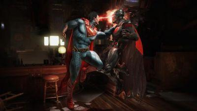 Injustice 2 release date set for mid-May