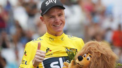 Chris Froome Set To Win His Fourth Tour De France Title Sunday