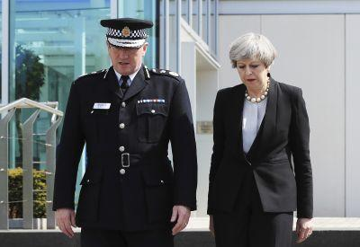 UK raises terror threat level; Prime Minister believes 'another attack may be imminent'