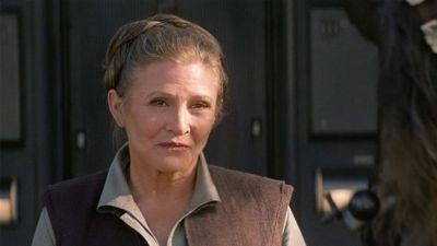 Carrie Fisher Would Have Been the Star of Episode IX, and More Star Wars News