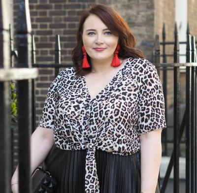 Style: Yes You Can Wear Crop Tops & Leopard Print!