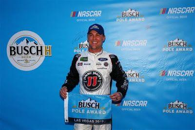 Kevin Harvick is 15/1 to win STP 500 at Martinsville