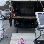 Cummings School of Veterinary Medicine at Tufts University sends personal protective equipment, ventilators and other medical supplies to area healthcare facilities to aid with COVID-19 efforts