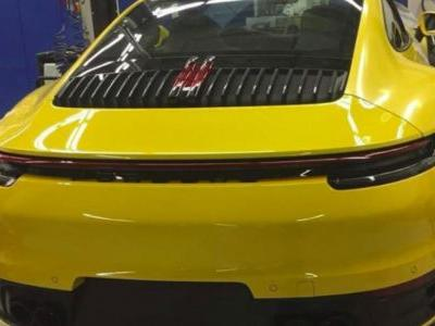 The Next Porsche 911's Shapely Rear Has Been Leaked