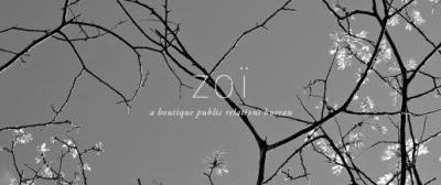 ZOÏ Agency Is Seeking A Public Relations Intern In New York, NY