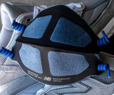 Cop the New Balance Face Mask From $9 USD