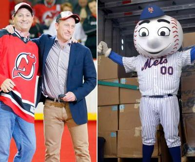 Josh Harris and David Blitzer are serious about buying Mets