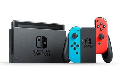Customizable Nintendo Switches Coming to Japan