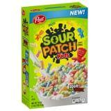 Sour Patch Kids Cereal Is Hitting Shelves Next Month, and My Taste Buds Are Already Tingling