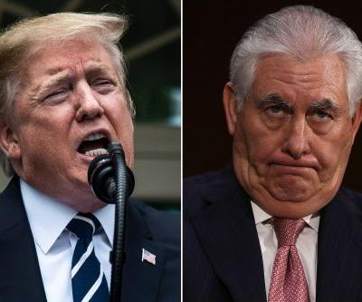 Trump fires back after Tillerson claims he was unprepared for Putin meeting