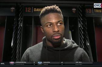 David Nwaba scored 18 points off the bench during the Cavaliers win over Charlotte