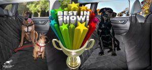 Win a Plush Paws Products Pet Seat Cover!