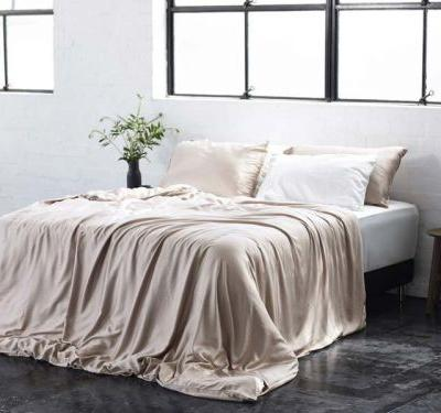 Bamboo sheets keep you cool at night and feel soft to the touch - here are 5 affordable options