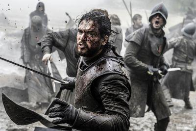 Get your direwolves ready for the 'Game of Thrones' marathon