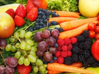 It's that easy: Just 3-4 portions of fruits and veggies a day can dramatically improve your health