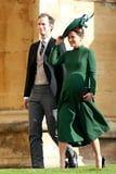 Parents-to-Be Pippa and James Make a Surprise Appearance at Princess Eugenie's Wedding
