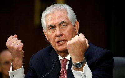 Trump's secretary of state nominee Tillerson calls for 'full review' of Iran deal, not outright rejection