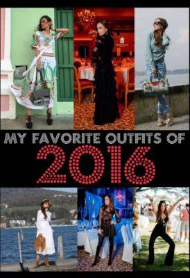 My Favorite Outfits of 2016