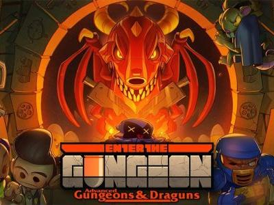 Enter the Gungeon expansion brings loads of new stuff and better drop rates next week