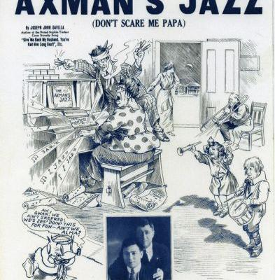 The Serial Killer Who Loved Jazz: The Infamous Story of the Axeman of New Orleans (1919)