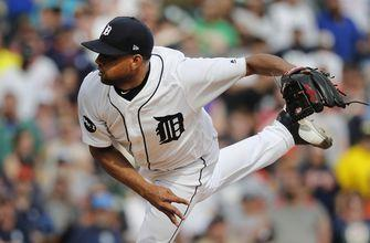 Tigers release struggling reliever Francisco Rodriguez