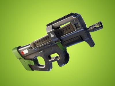 Fortnite v5.10 Patch Notes - Compact SMG P90, Birthday, Playground LTM