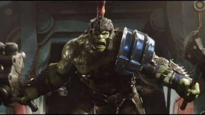 Comic-Con: Let the New Thor: Ragnarok Trailer Smash Your Face