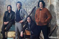 The Raconteurs Rock in at No. 1 On Artist 100, Thanks to 'Help Us Stranger' Album Debut