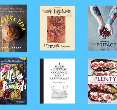 20 thoughtful cookbooks to gift to every type of home cook