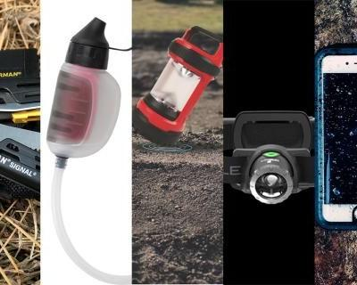 Five great gear gifts for the outdoorsy person on your list