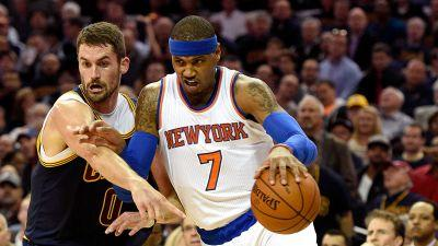 NBA trade rumors: Cavs, Knicks discussing potential Kyrie Irving-Carmelo Anthony deal