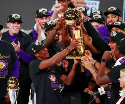 Los Angeles Lakers pass on making White House visit to celebrate 2020 NBA title