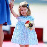 This Royal Rule Will Secure Princess Charlotte's Place in Line For the Throne After Baby No. 3