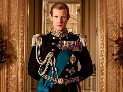 The Crown: Petition Asks Matt Smith to Donate Pay Difference to Time's Up