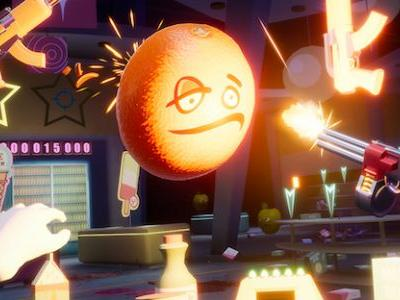 Take Down the Mutant Fruit When Shooty Fruity Hits the PSVR this December