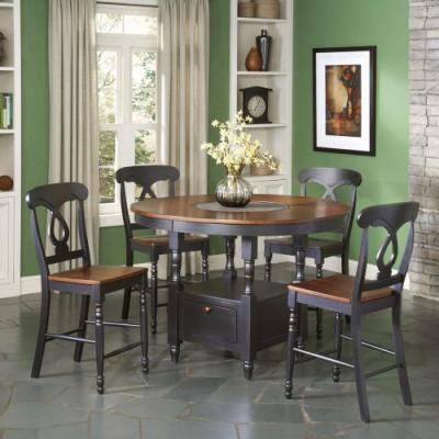29 Elegant Dining Table with Lazy Susan Pics