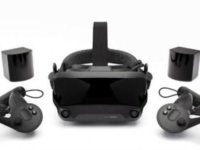 Valve Index Is a Powerful VR Headset, Even Without 'Half-Life'
