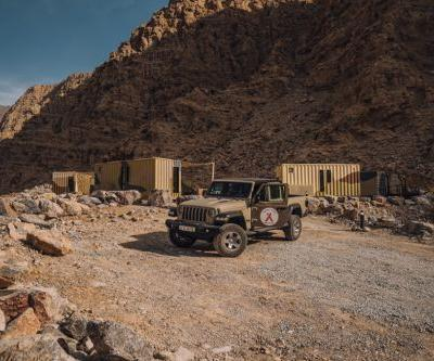 World's first Bear Grylls branded accommodation opened in Ras Al Khaimah