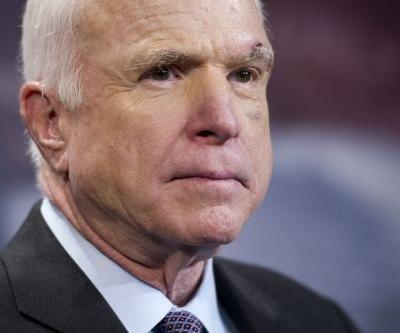 Sen. McCain 'cannot in good conscience' vote for proposed GOP health law
