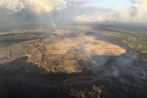 Lava explosion from Kilauea volcano injured 23 tourists