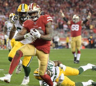 San Francisco 49ers running back Raheem Mostert requests trade