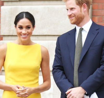 Meghan Markle Wore A Yellow Dress, So We Wore A Yellow Dress
