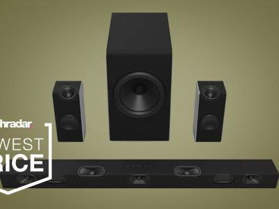 This Dolby Atmos speaker system is at its lowest price ever for Black Friday